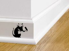 Banksy-skirting-board-Rat-Sticker-Wall-Art-Wall-Sticker