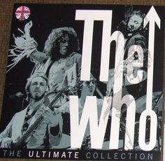 The Who - Album Cover Poster Flat