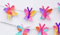 Recycling, Butterfly, Google, Big, Upcycle, Butterflies