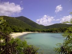 St John USVI- We had the whole beach all to ourselves!!!