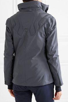 Kjus - Scylla Hooded Ski Jacket - Dark gray - FR34