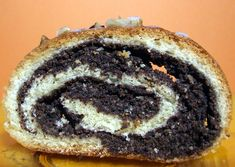 """The Bohemian Poppy seed Strudel or """"Striezel"""" is a German baking specialty that has it's origin in the Austrian part when it used to be Germany. You are in the right place about german recipes dinner Austrian Recipes, Croatian Recipes, Hungarian Recipes, German Recipes, Hungarian Cuisine, Polish Poppy Seed Roll Recipe, Hungarian Poppy Seed Roll Recipe, Poppy Seed Recipes, Low Calorie Sweets"""