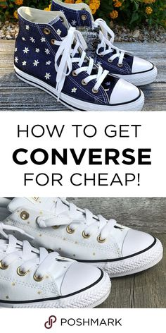 Find Converse sneakers up to 70% off when you shop on Poshmark. Download the 225d9bbfa