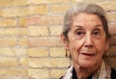 """The truth isn't always beauty, but the hunger for it is."" - Nadine Gordimer"