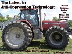 The Latest in Anti-Oppression Technology