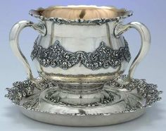 Stunning Sterling Silver Servers at Replacements, Ltd  Cost ?  $4,999.00  !!