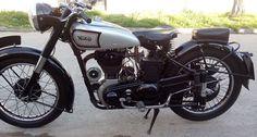 Moto Norton 1948 ES2