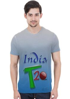 T20 World Cup 2016 T-shirts To Support Team India