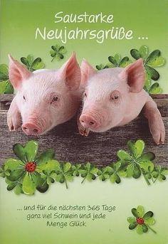 Bildergebnis für glücksschwein verse