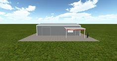 Cool 3D #marketing http://ift.tt/2uXdd0n #barn #workshop #greenhouse #garage #roofing #DIY