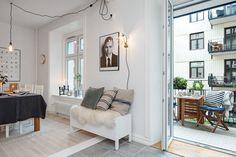 Šarmantan skandinavski stan | Uređenje doma