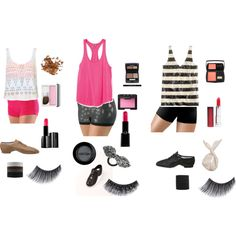 dance clothes and other dance related things!