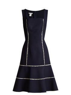 OSCAR DE LA RENTA . #oscardelarenta #cloth #dress