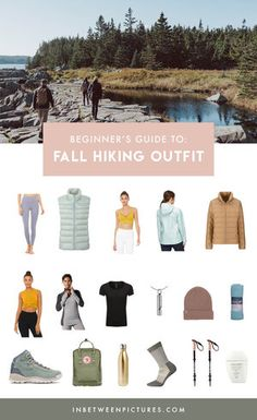I have been finetuning my hiking outfit, which I will share with you on this beginner's guide to fall hiking outfit for women.