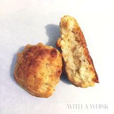 2-Ingredient Failproof Biscuits