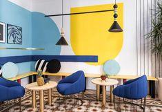 Valencia Lounge Hostel by Masquespacio studio / Il Valencia Lounge Hostel dello…