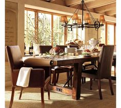 dining room decorating | ... dining room decoration with classic style – Home Design Inspiration