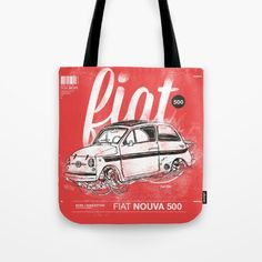 My first product on @society6  - tote bag