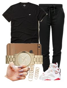 08:27:15 by diggysimmion on Polyvore featuring polyvore, interior, interiors, interior design, home, home decor, interior decorating, Hollister Co., T By Alexander Wang, Michael Kors and Forever 21