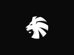 Lion Symbol http://inkbotdesign.com/