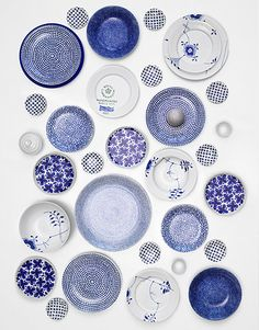 i love mismatched plates