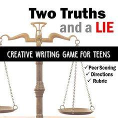 narrative essay lies
