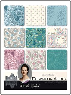 coming soon} Lady Sybil's Downton Abbey Collection | FabShop News ...