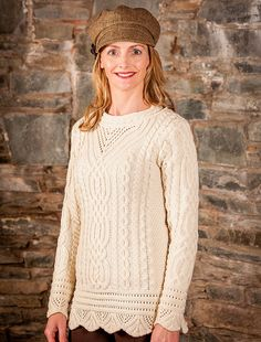 252 Best Aran Design For Ladies Images Merino Wool Aran Sweaters