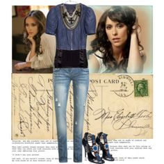 ghost whisperer fashion melinda gordon - Google Search
