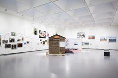 Horizonnen atFries Museum by Roosje KlapCurated by Kie Ellens / Photography by Roel Backaert