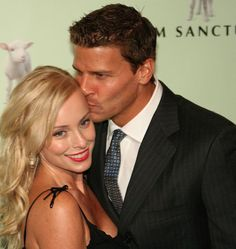 David Boreanaz Jaime Bergman May 2006 - David Boreanaz - Wikimedia Commons