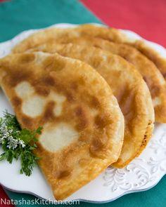 Turkey Chebureki #Russian_recipes #Russian_food