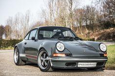 """Madster"" de Porsche 964 Backdate van Speed Service, Dé Porsche 911 Specialist!"