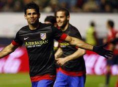 Diego Costa decidió en Pamplona. Dos más para el brasileño y victoria rojiblanca en el Reyno. Haz click para revisar todos los detalles del encuentro (17/03/2013).