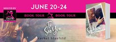 Stacie's love of books: To See You by Rachel Blaufeld