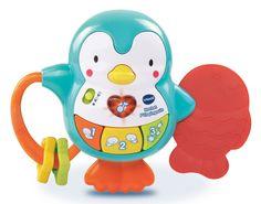 Hochet P'tit Pingouin