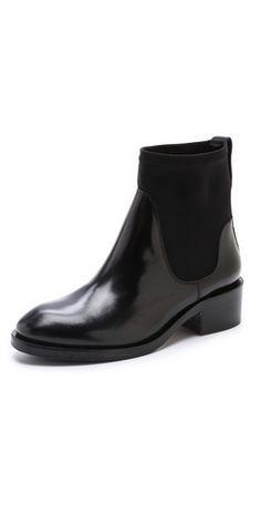 Acne Comet Scuba Boots | SHOPBOP size 8