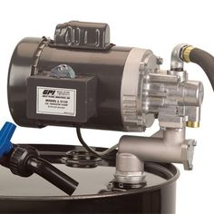 A Powerful Pumping Solution That Strikes It Rich With Features