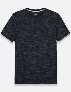 Tee-shirt col rond - Brice. Tee shirt homme manches courtes cbbb57ed062