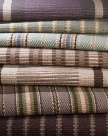 Hartley & Tissier Stripes Collection of Flatweave stair runners & carpets Painted Staircases, Painted Stairs, D House, House Stairs, Carpet Flooring, Rugs On Carpet, Carpets, Hall Carpet, Ladders
