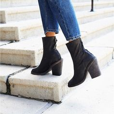 FP Collection Marquis Heel Boot at Free People Clothing Boutique 19c9d2861ff