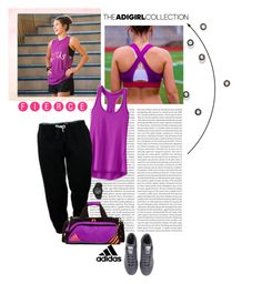 """""""Show Off Your adGIRL Style: Contest Entry"""" by polybaby ❤ liked on Polyvore"""