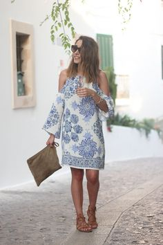 blogmixes: Off The Shoulder Dress - Be Sugar and Spice