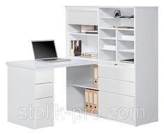 Стол письменный компьютерный из массива дерева 060, цена 14240 грн., купить в Чернигове — Prom.ua (ID#294766161)