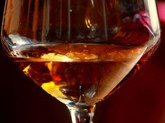 malvasia in glass