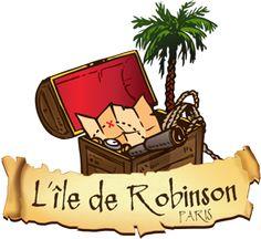 île de Robinson | Une Expérience Unique Pour les Enfants et les Parents : Vincennes / Montreille