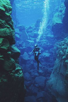 Silfra Fissure Diving http://www.deepbluediving.org/six-epic-scuba-dives-for-every-adventurer/