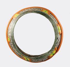 Islamic glass bracelet