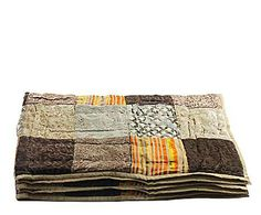 Tu casa ideal: Colcha de patchwork, beige -220x270