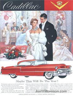 Cadillac - 1955